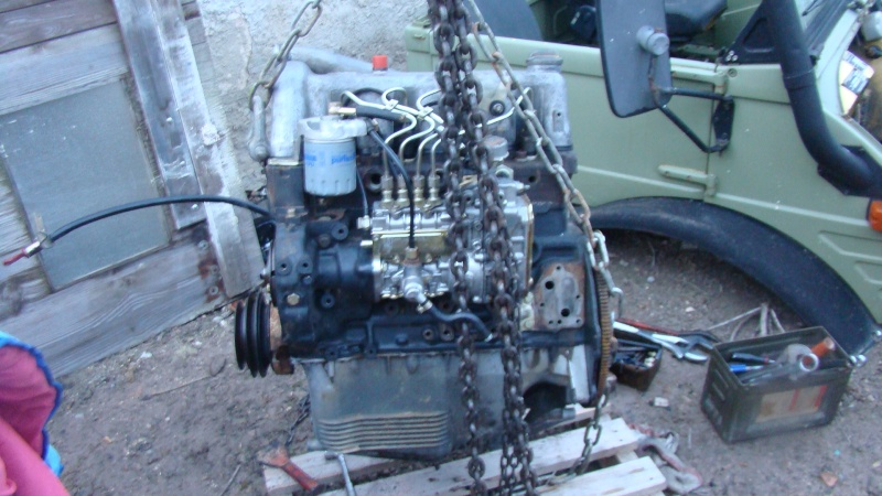 restauration moteur 421 01710