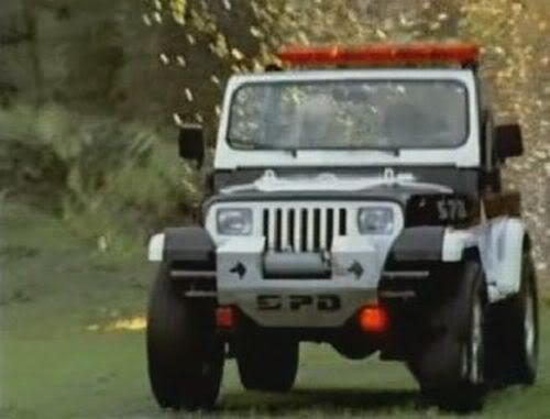 VIP in Jeep Spd-we10