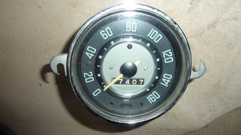 Compteur ancien 160 km/h Compte10