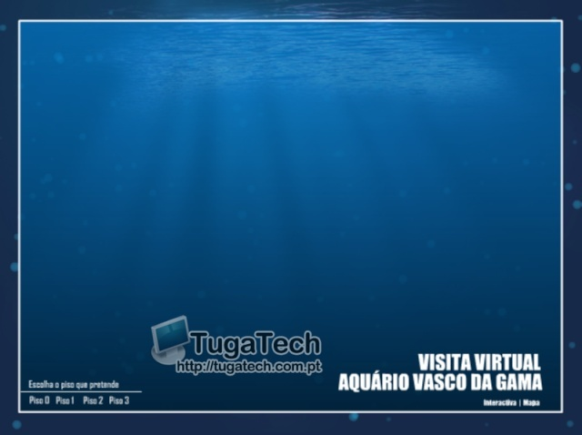 Visite Aquário Vasco da Gama virtual. Aquari10