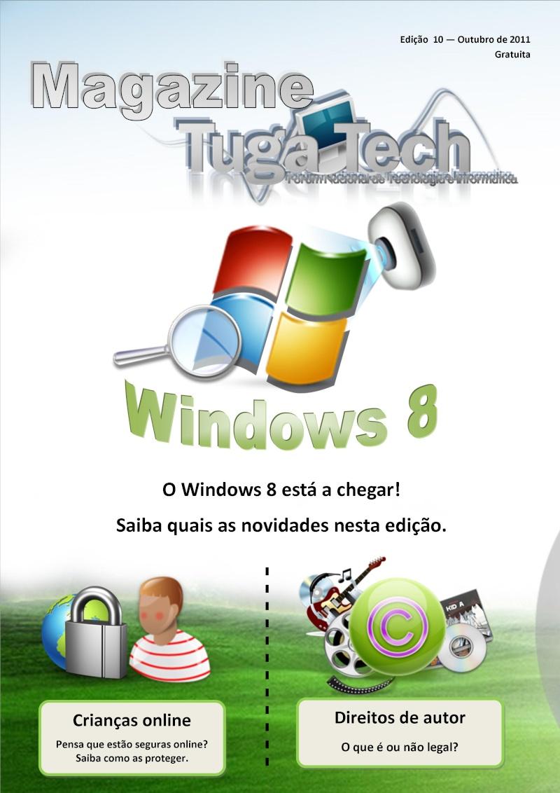 Magazine TugaTech - Outubro de 2011 - Edição 10 Magazi11