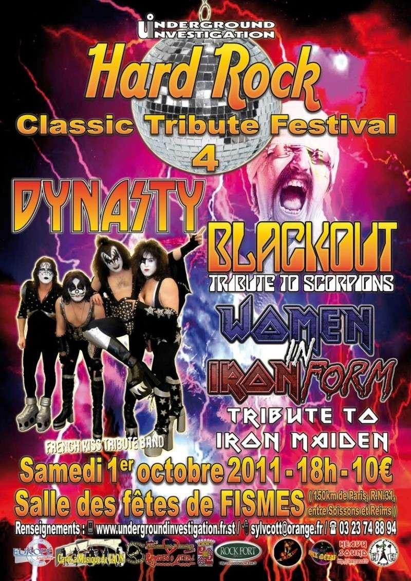Dynasty, Hard Classic Tribute Festival le 1er octobre à Fismes (51) Dynast10