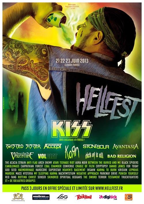 Annonces officielles du Hellfest..... Hellfe20