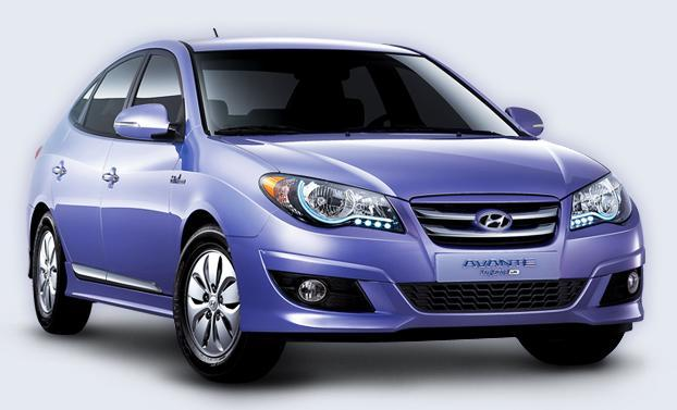 Hyundai Elantra Híbrido (eléctrico-GLP) Avante10