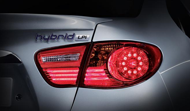 Hyundai Elantra Híbrido (eléctrico-GLP) Avante14