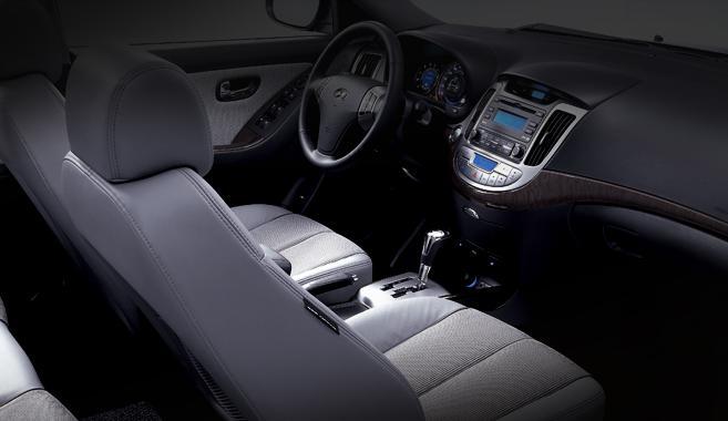Hyundai Elantra Híbrido (eléctrico-GLP) Avante22