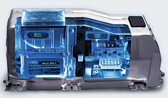 Hyundai Elantra Híbrido (eléctrico-GLP) Avante26