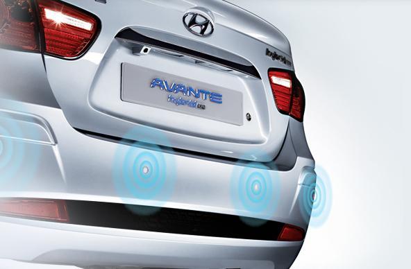 Hyundai Elantra Híbrido (eléctrico-GLP) Avante34