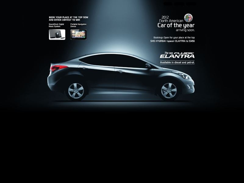 Hyundai Elantra: representación a buen precio Bg10