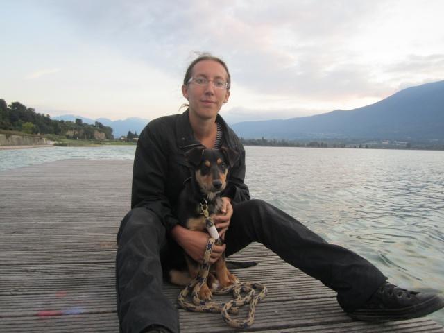 Kami, chien de randonnée 1012