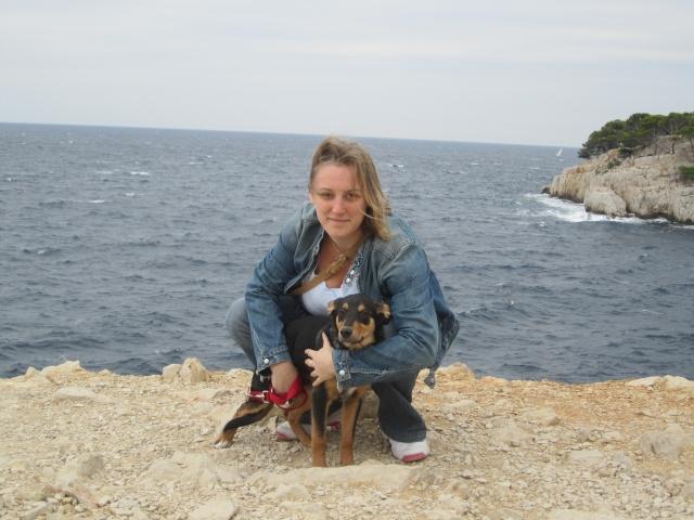 Kami, chien de randonnée Photo129
