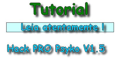 [ New Psyko PRO V1.5 ] [ Simples Hack Com Aimbot ] Sans_t32