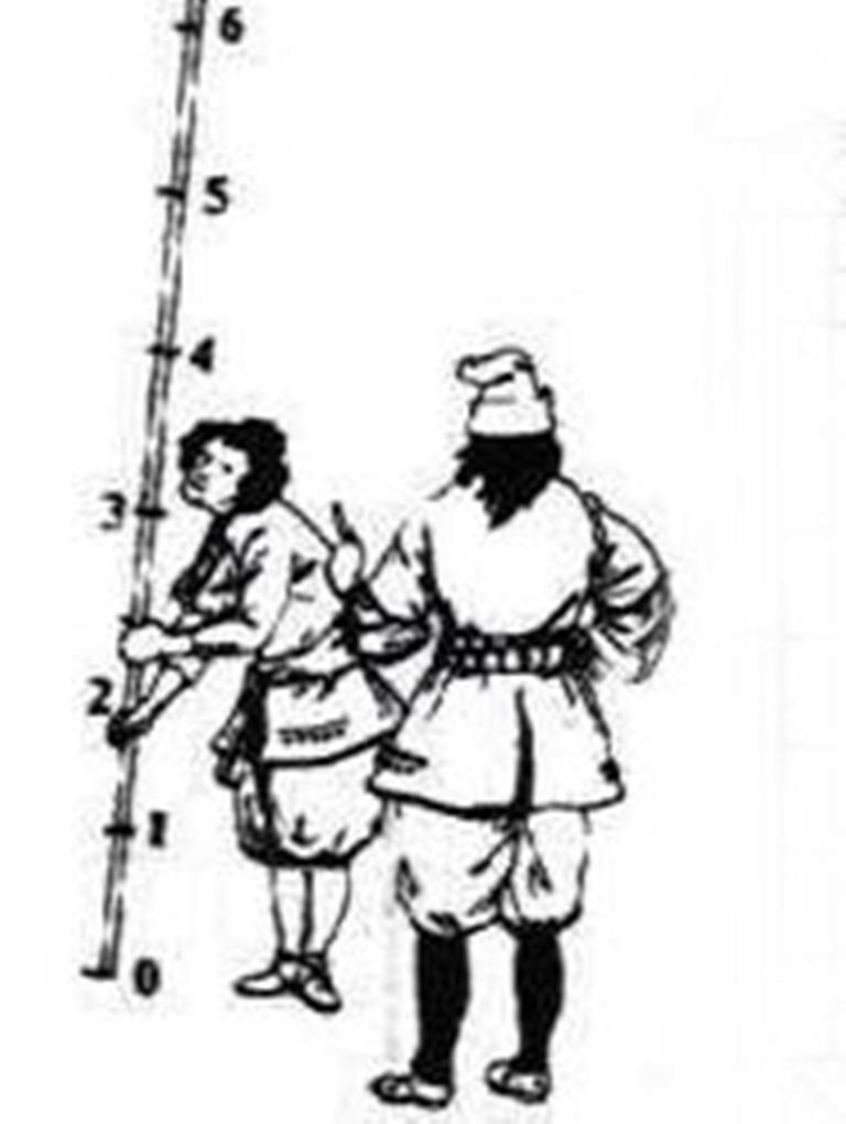 les marins de l'ambitieux Costum12
