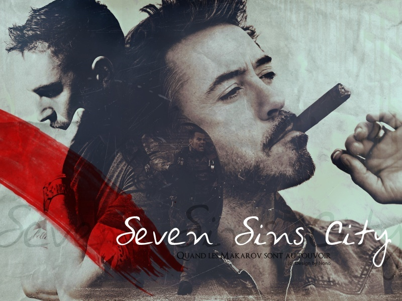 Seven Sins City