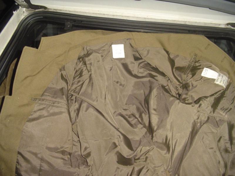 [vendu]manteau et veste appelé français années 70 Dsc02616