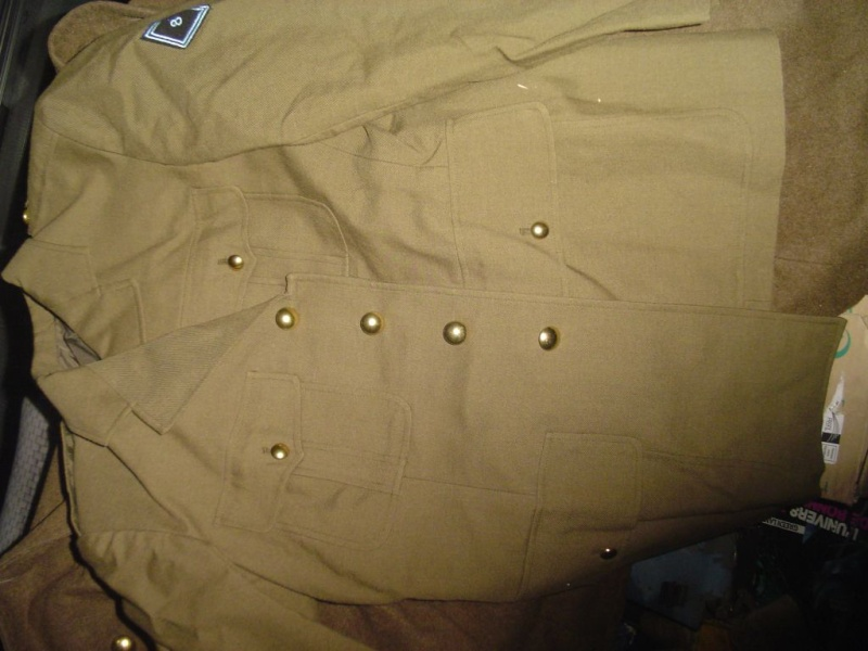 [vendu]manteau et veste appelé français années 70 Dsc02617