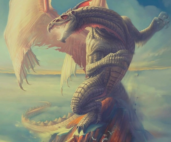 ::. LE GRAND RÉPERTOIRE × Dragon11