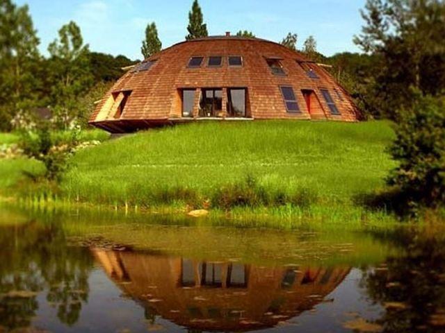 Patch Vie Privée Maison , Luxe , Meuble et Deco Dome-s10