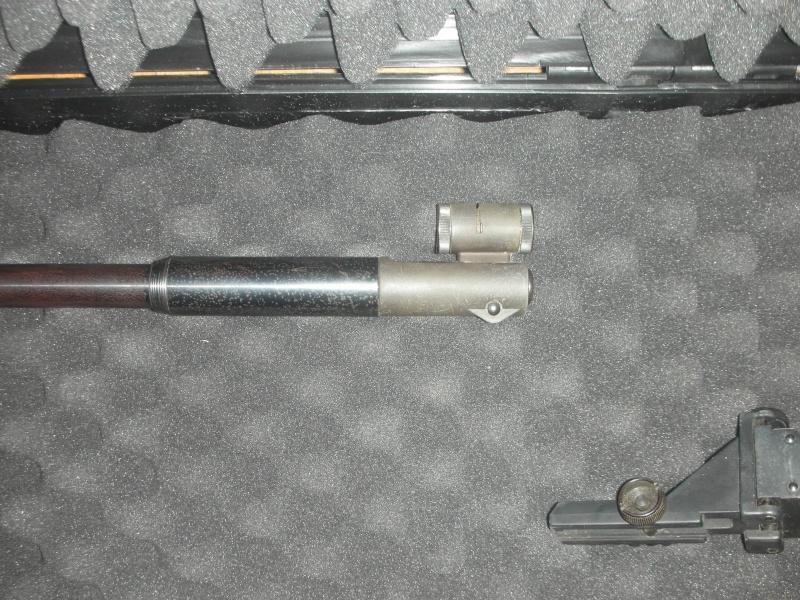 FEINWERKBAU 300S Kit MACCARI Lunette LUGER LR 8-32X44 Target Dot - Page 8 Dscn1722