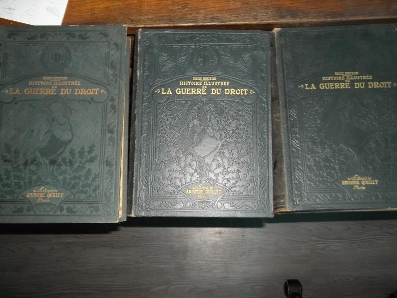 Emile HINZELIN : Histoire illustrée de la guerre du droit 100_0515