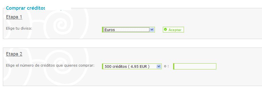 Cuanto cuesta los creditos allopass en españa por sms? 60210