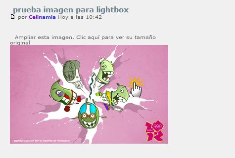 """Añadir plugin """"Lightbox"""" para las imágenes de tu foro Light310"""