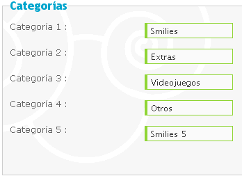 como anadir emoticones Smile210