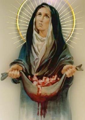 Prière pour le Bapteme des  bébés avortés Sans-t10