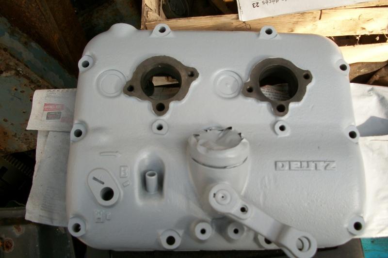 Moteur Deutz F2L612 sur chargeur à chenilles LTM BC20 100_2018