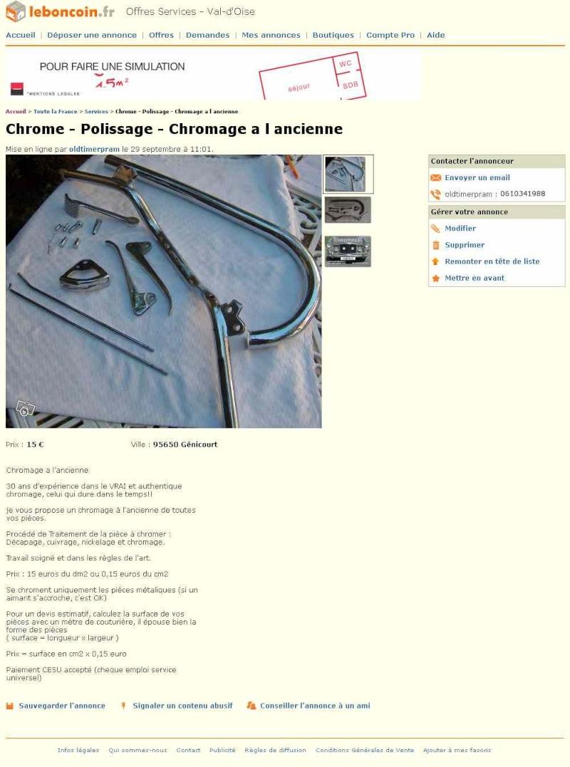 Chromage sur LBC Chroma10
