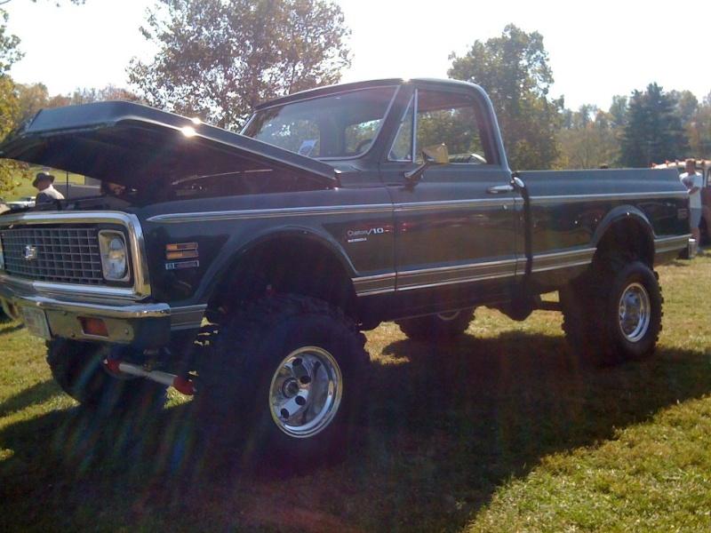'72 454 4X4 Chevy Truck11