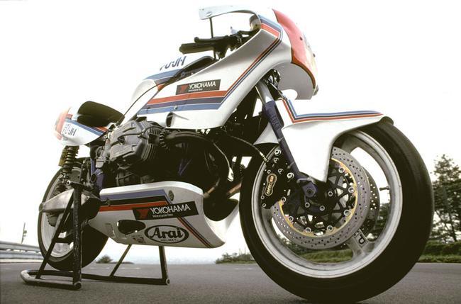 AMS Fujii BMW 8V Ams10