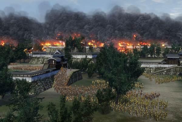 Bataille de Nagashima Shogun10