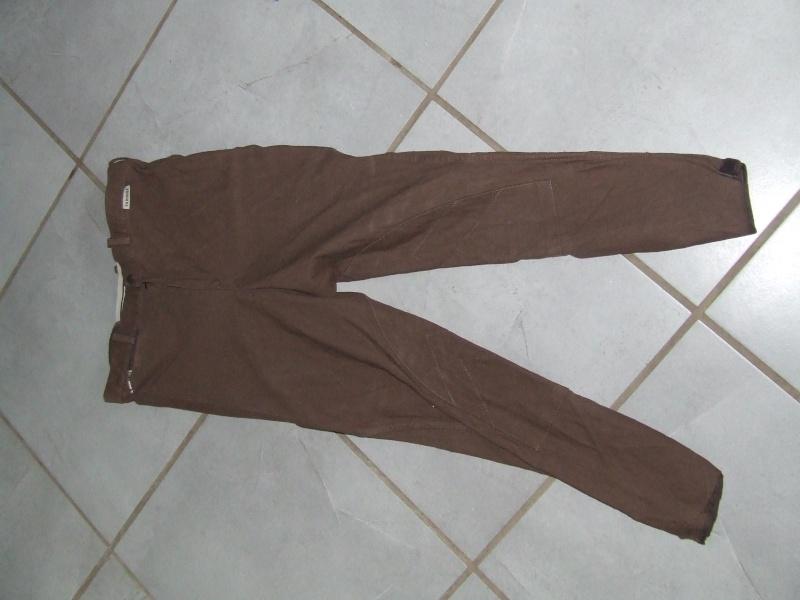 Pantalon équitation homme neuf taille 42 Dscf8310