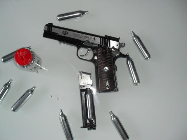 Colt special combat Umarex Sdc12610