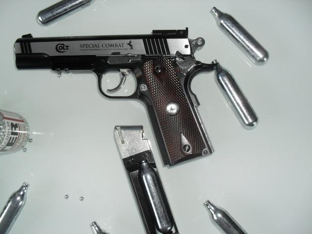 Colt special combat Umarex Sdc12611