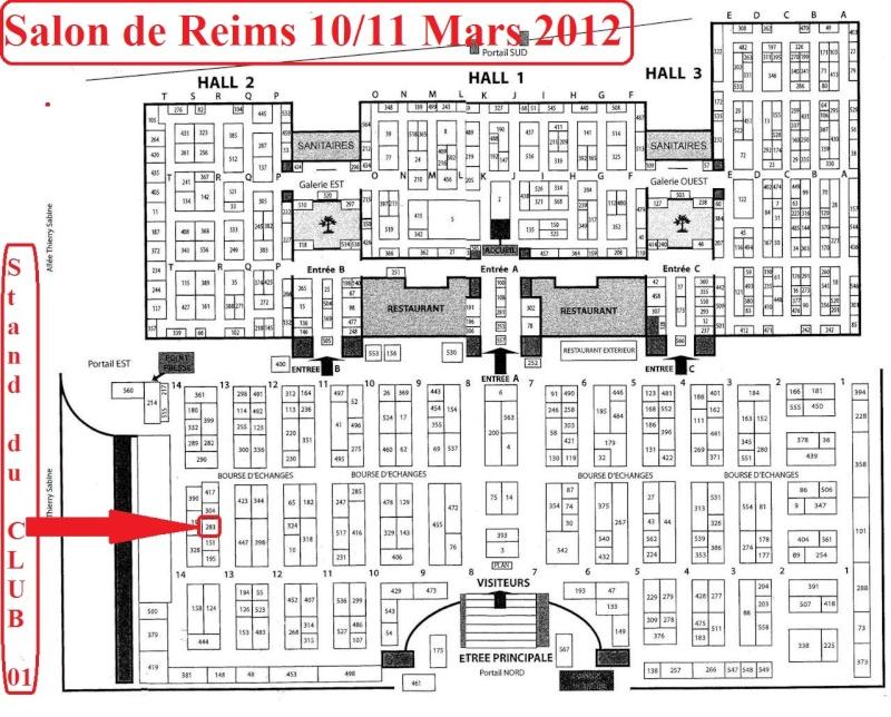 Le Club 01 au Salon de Reims 2012 Plan_r10