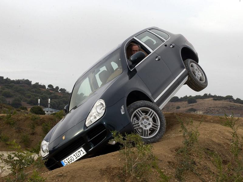 """Comparatif """"SUV"""" dans le dernier n° du Moniteur Automobile. 4210"""