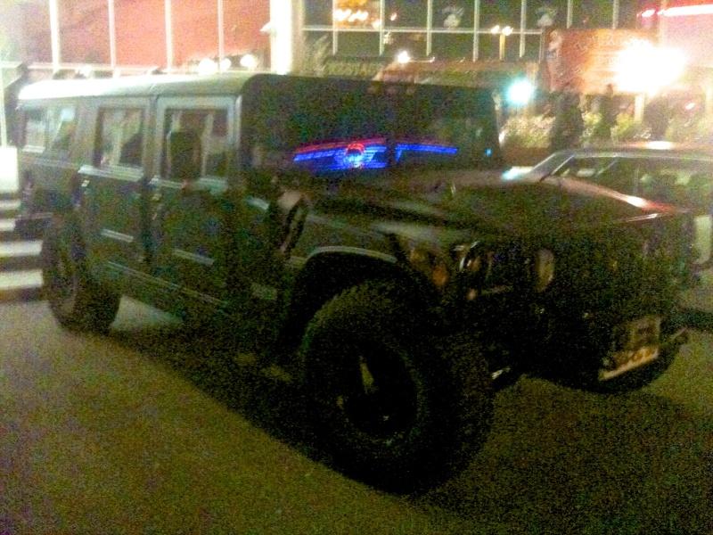 Vous avez vu ou croisé un Hummer ?? venez le renseigner Hummer30