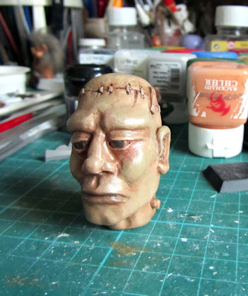 La créature de Frankenstein Frank110