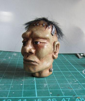 La créature de Frankenstein Frank210