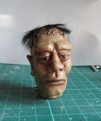 La créature de Frankenstein Frank310