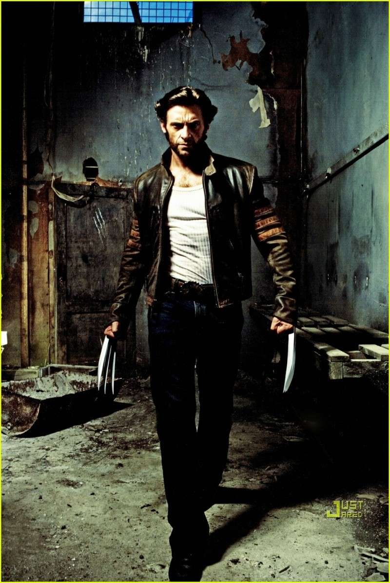 Wolverine Hugh-j12