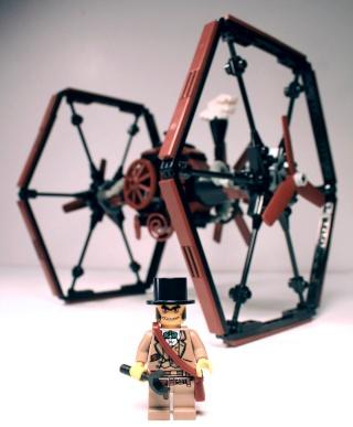 Star Wars à la sauce Steampunk ! Img_2211