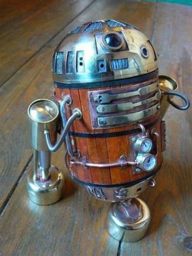 Star Wars à la sauce Steampunk ! R2d210