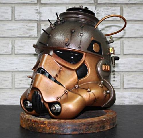 Star Wars à la sauce Steampunk ! Steamp14