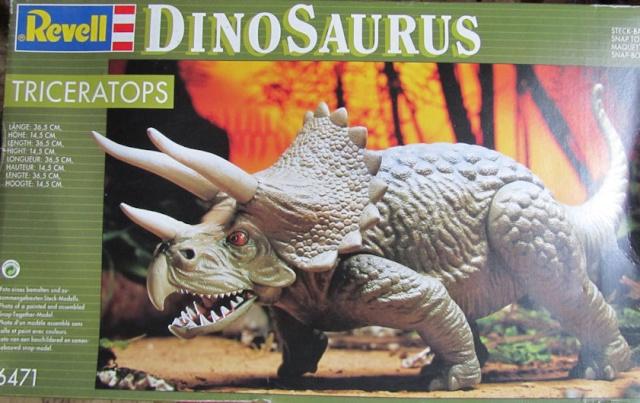 Quand les dinosaures dominaient le monde Tricer10