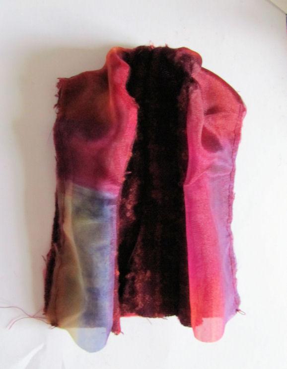 Confection d'une veste doublée Veste510