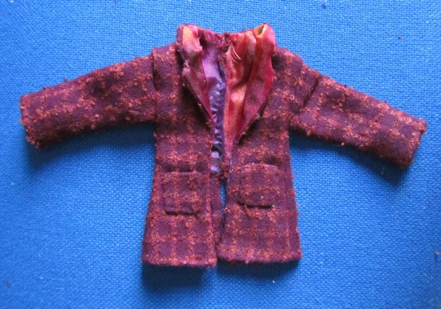 Confection d'une veste doublée Veste810