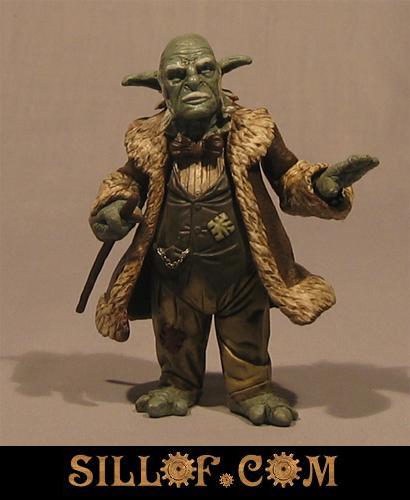 Star Wars à la sauce Steampunk ! Yoda_s10